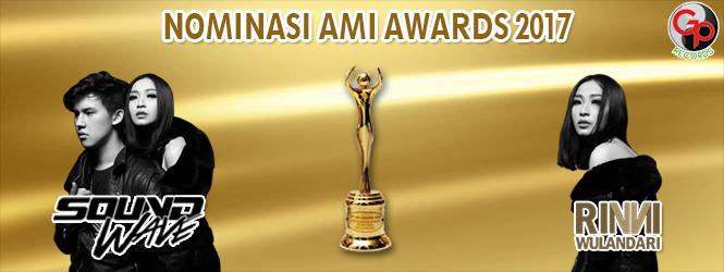 NOMINASI AMI AWARDS 2017